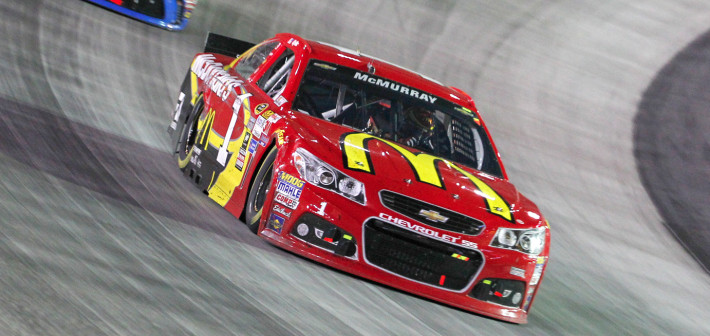 Late-Race Incident Results in 14th-Place Finish for McMurray