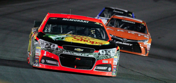 Bass Pro Shops Team Finishes 16th in Sprint All-Star Race