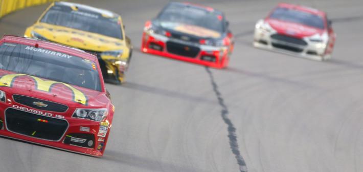 McDonald's Team Captures 13th-Place Finish at Kansas Speedway