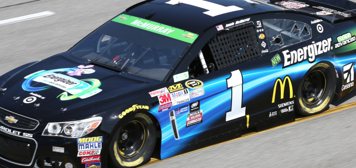 Energizer EcoAdvanced Team Powers to Top-Five Finish at Richmond
