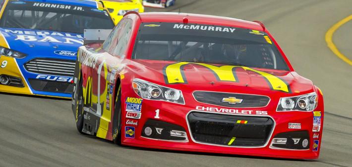 McDonald's Team Claims Seventh-Place Finish in Rain-Shortened Michigan Race