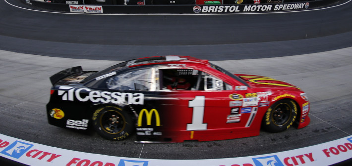 Strong Bristol Run Nets 11th-Place Finish for McMurray