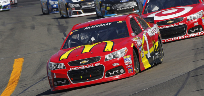 Mid-Race Incident Drops McMurray From Contention at Watkins Glen