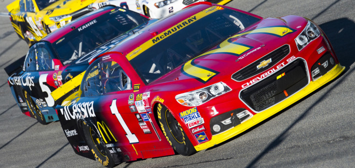 First Chase Race Nets 16th-Place Result for McMurray at Chicagoland