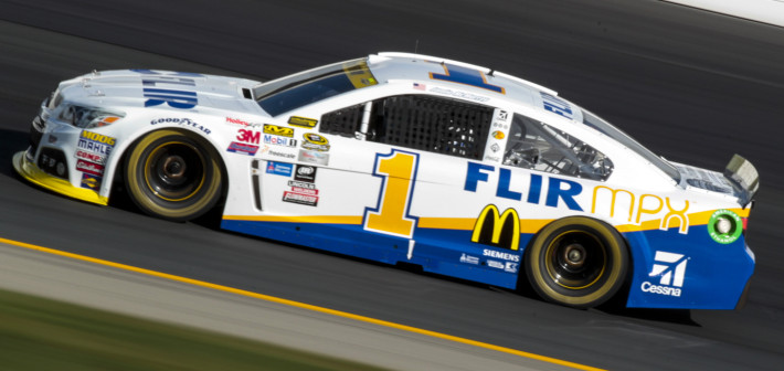 McMurray Finishes 14th in New Hampshire