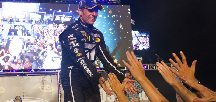McMurray Secures Spot In Chase for NASCAR Sprint Cup