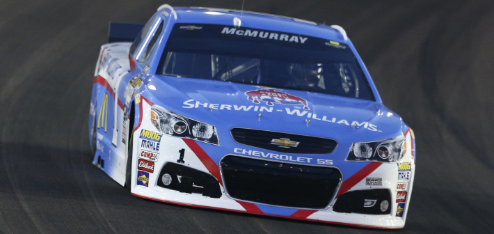 McMurray Finishes 15th in Phoenix After Rainy Day in the Desert