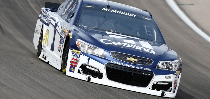 McMurray Finishes 16th In Las Vegas