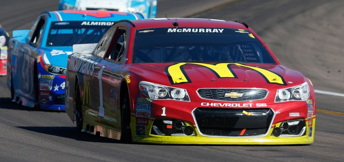 McDonald's Team Overcomes Early Handling Issues to Finish 16th in Phoenix