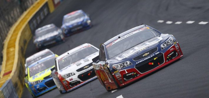McMurray racks up another top-20 finish at Charlotte