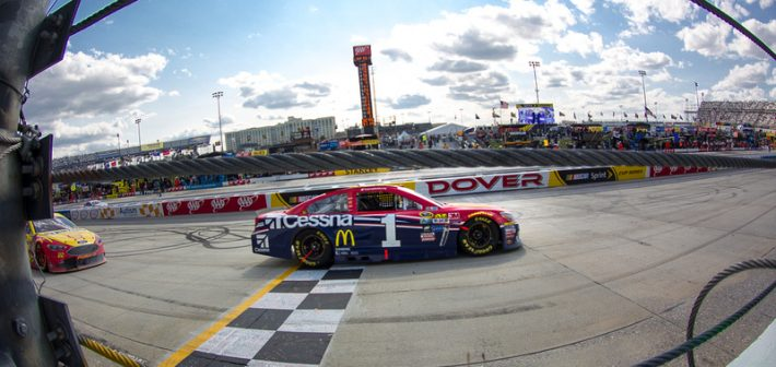 Multi-Car Incident Eats Up McMurray at MonsterMile