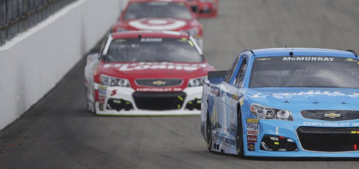 Another Strong Finish Propels McMurray