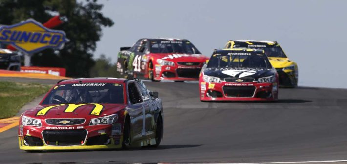 McMurray Nets Another Top 10 Finish
