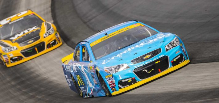 Engine woes end McMurray's Chase