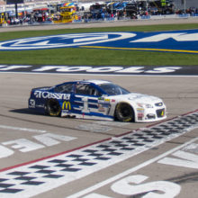 McMurray finishes 8th in Vegas