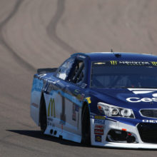 Late Caution Foils Top 10 in Phoenix