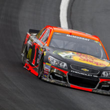 Bass Pro Shops & NWTF colors fly at Bristol