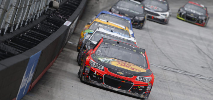 McMurray has strong points day in Bristol