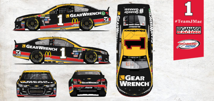 GearWrench Debuts Sunday at Richmond