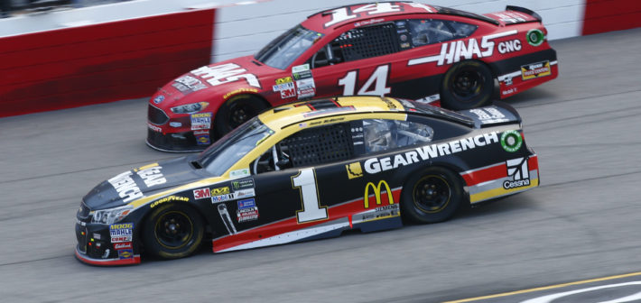 6th Place at Richmond in GearWrench Chevy