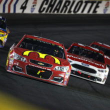 McMurray 5th in All-Star Race