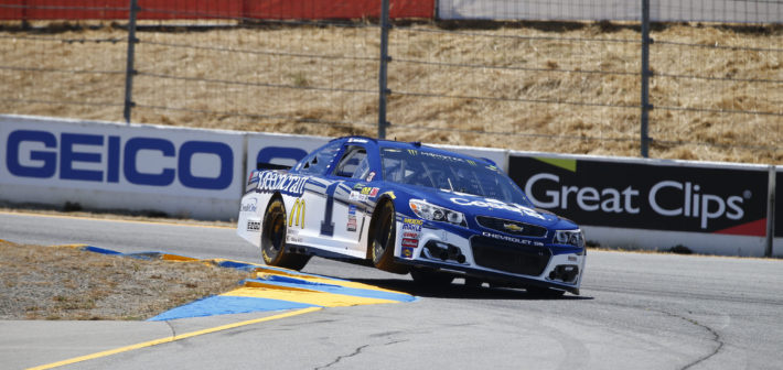 McMurray 10th at Sonoma