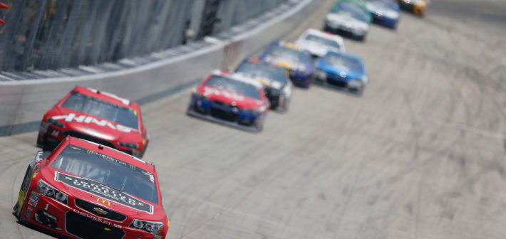 McMurray Survives; finishes 7th at Dover