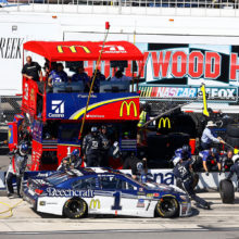 Brake Issue Causes Early Exit at Pocono