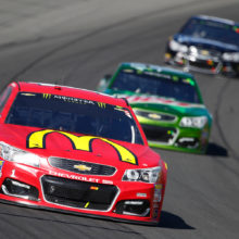 McMurray Notches Top-Five Finish at Michigan
