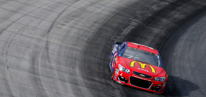 McMurray starts 11th in Bristol Night Race