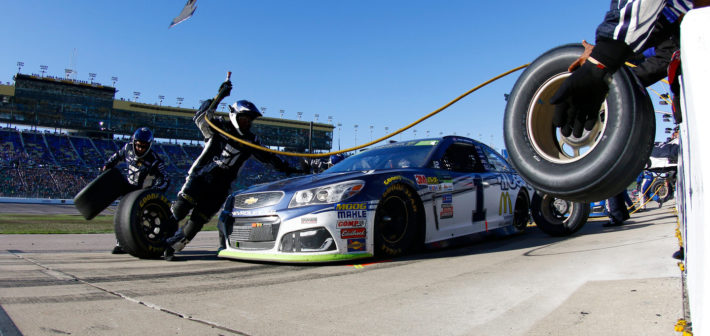 Late wreck dooms McMurray in Kansas
