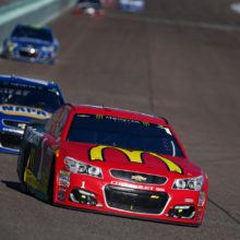 McMurray 13th in season finale