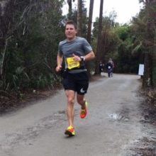 McMurray completes first marathon
