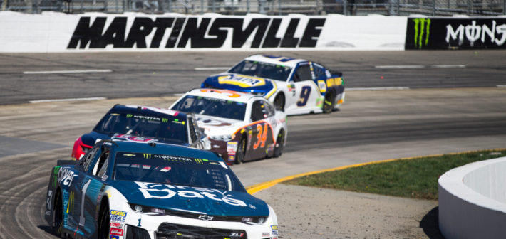 McMurray Meets Martinsville Mayhem
