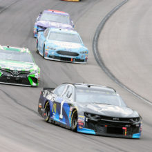 McMurray Finishes Third at Texas