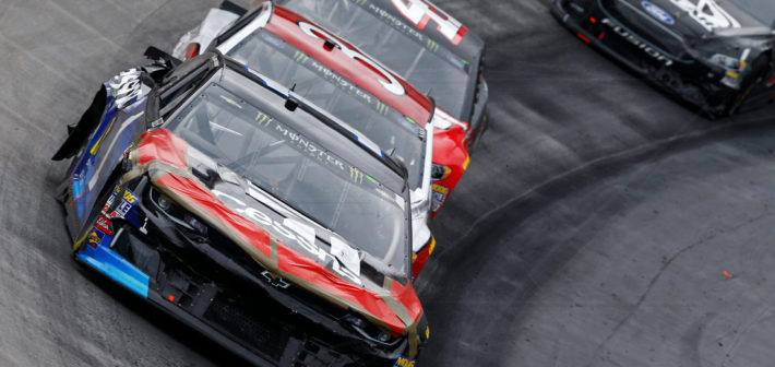 McMurray Salvages 19th at Bristol