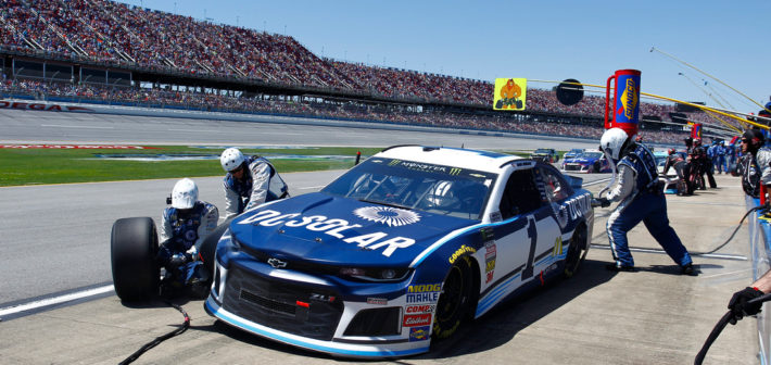 McMurray 28th after long weekend in 'Dega