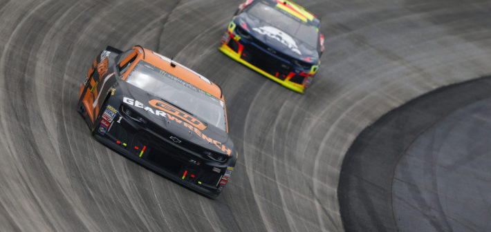 McMurray Finds Small Gains; 16th at Dover