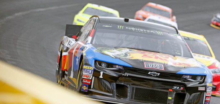 McMurray 13th in All-Star Race
