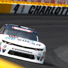 McMurray starts NXS race 12th on Saturday