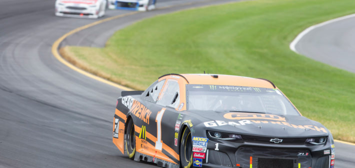 McMurray finishes 15th at Pocono