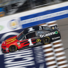 Fuel Mileage Strategy Doesn't Play at MIS