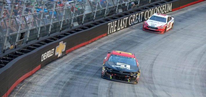 Parts Issue Sidelines McMurray at Bristol