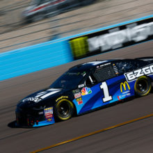 McMurray Finishes Sixth at Phoenix