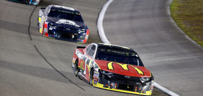 McMurray 18th in finale at Homestead
