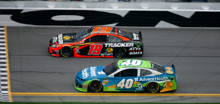 McMurray 11th in rain-shortened Clash